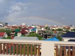 De regenboog. Een teken van Gods trouw!