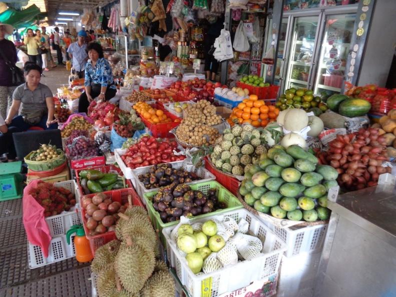 Veel fruit!