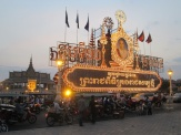 De Cambodjaanse koning. Weet jij hoe hij heet?