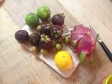 Het meeste fruit is super lekker!