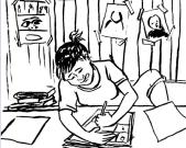 Gewoon een tekening