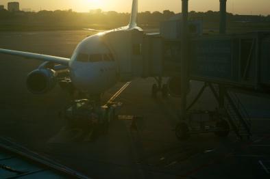 Weer terug naar Nederland...