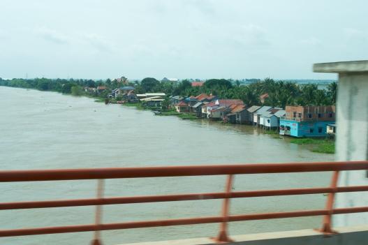 De Mekong rivier