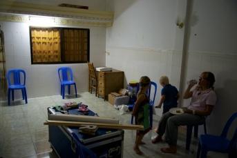 De kamer, ook in wording.