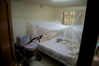 Slapen zonder muggen.