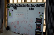 Het schoolbord