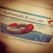 God is trouw!