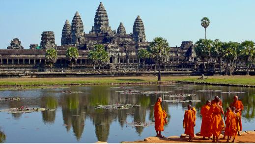 Cambodja...