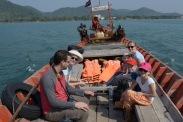 Een prachtige boottocht in Kep
